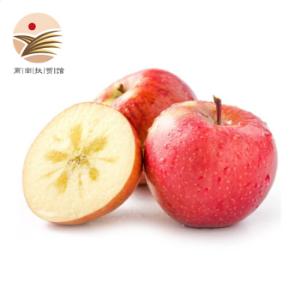 京东生鲜新鲜红富士苹果带箱5kg34.9元