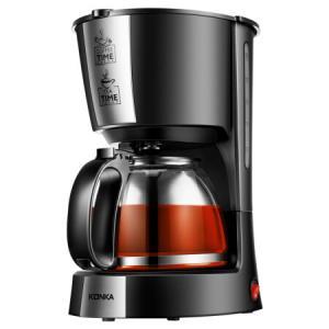 康佳(KONKA)煮茶器玻璃喷淋式迷你蒸汽煮茶壶电茶壶1.2L茶饮机KCF-1201*3件 378元(合126元/件)