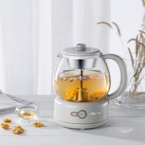 小熊养生壶煮茶器全自动蒸汽黑茶普洱蒸茶电煮茶壶你办公室小型 99元(需用券)