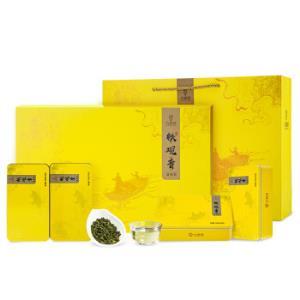 八享时安溪铁观音500g(清香型)尊享礼盒乌龙茶自营茶叶99元