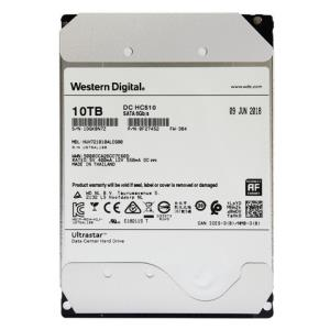 WD/西部数据HUH721010ALE600西数企业级服务器10t机械硬盘nas硬盘 2189元