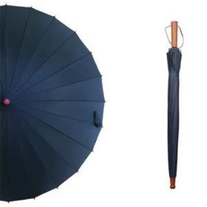 桫椤24骨复古木柄雨伞 49元(需用券)