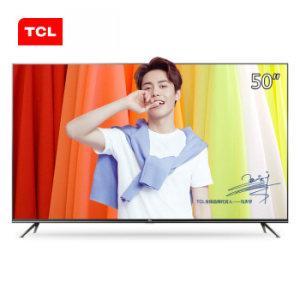 TCL 50V2 50英寸 4K 液晶电视 1749元