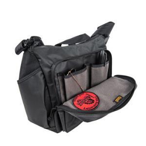MAGFORCE麦格霍斯双面人战术携行袋男户外单肩包男多功能背包A0498B02注胶黑 766元