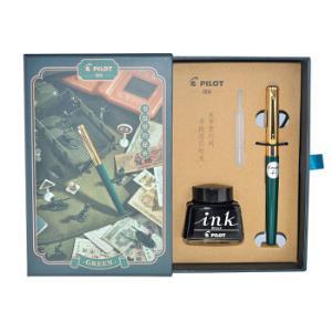 PILOT百乐AMS-17G钢笔墨水礼盒装 95.29元