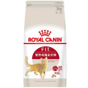 给主子屯粮!ROYAL CANIN 皇家 F32理想体态 成猫粮 2kg *6件 434元(需用券,合72.33元/件)
