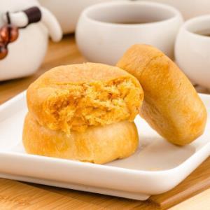 友臣肉松饼7枚250g*2件 12.98元(合6.49元/件)