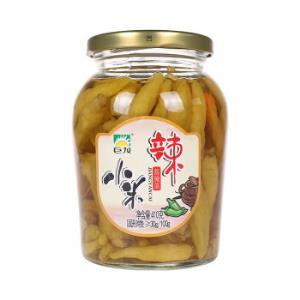 巨龙小米辣酱腌菜410g 7.8元,可优惠至2.96元