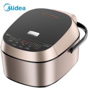 美的(Midea)电饭煲电饭锅IH电磁加热4L智能触摸操控精钢釜电饭煲MB-HS4066669元