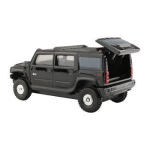 多美(TAKARATOMY)742753TOMY多美卡合金仿真小汽车模型男玩具车15号悍马H2越野车模*3件 79.75元(合26.58元/件)