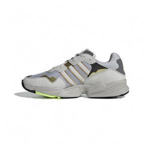 (满399减60)Adidas阿迪达斯YUNG-96复古老爹鞋男子运动休闲鞋399元