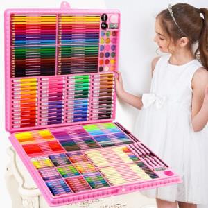 逸倾缘儿童绘画套装168件 38元(需用券)