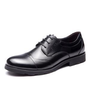 奥康正装鞋男士商务舒适透气皮鞋209元