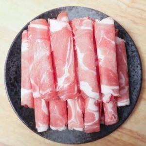 汇柒鲜锡林郭勒盟精选羔羊肉片480g*4件+凑单品126元(需用券,合31.5元/件)