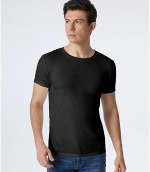 当当优品男士精梳棉纯色T恤 38.4元