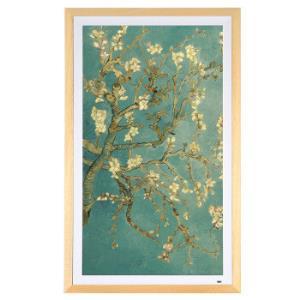 京东方(BOE)画屏数字艺术馆32英寸原木色框显示器/电子画框/数码相框(32A610) 2199元