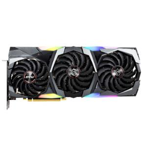 msi微星GeForceRTX2080TiGAMINGXTRIO電競魔龍旗艦游戲顯卡 9888元包郵