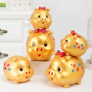 TONSUPAI童粟排小猪猪存钱罐 23元(需用券)