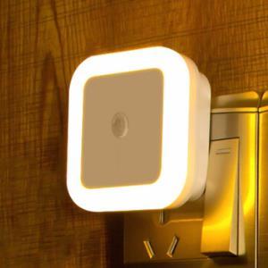 创意光控感应LED小夜灯 7.9元(需用券)