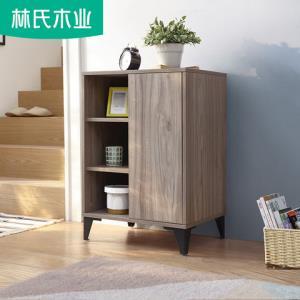 林氏木业客厅多功能现代简约边角柜墙角拐角转角落柜子收纳储物柜组合DV3M480元