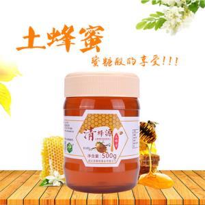 清蜂源 农家百花蜜 500g