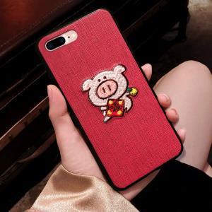苹果iPhone6-XS刺绣手机壳
