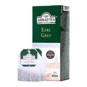 亚曼伯爵红茶50g/盒阿联酋进口吊牌装红茶茶叶