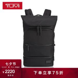 TUMI/途明Tahoe系列男士休闲双肩背包0798650D 1560元