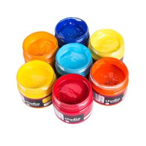 蒙玛特丙烯颜料单色100ml 1.8元(需用券)