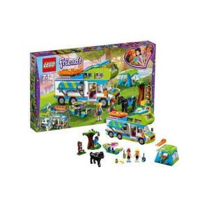 网易考拉黑卡会员:LEGO乐高好朋友系列41339米娅的野营车 287.04元包邮包税