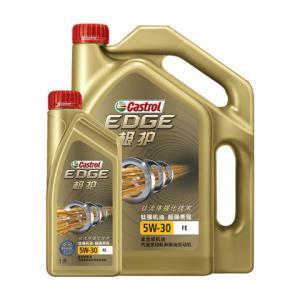 嘉实多机油极护5W-30全合成汽车润滑油SN4L1L 288元