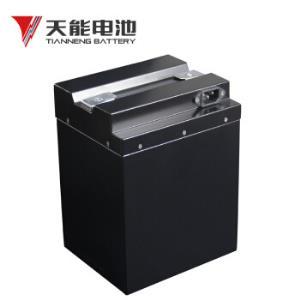 天能电动车电池高端黑金刚三元锂锂电池60v20ah锂离子电瓶 1668元