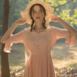 La・go・go拉谷谷HALL432C25女士连衣裙*2件    199.5元(合99.75元/件)
