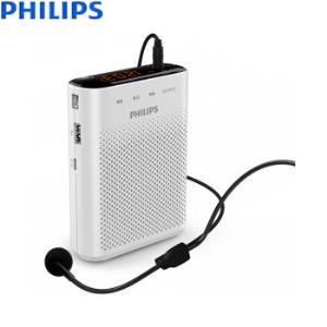 PHILIPS飞利浦SBM210扩音器白色 249元