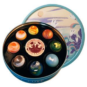 哈比利太阳系星空月饼巧克力  券后68元