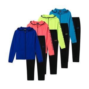 EA7女式长袖+长裤运动套装 398.59元