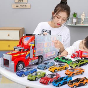北国e家儿童玩具车入门级6小车 19.9元