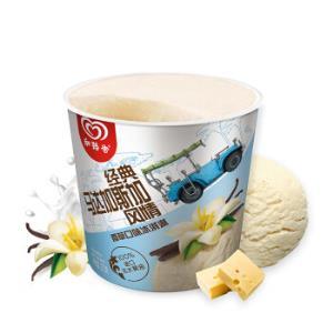 WALL'S和路雪经典马达加斯加风情香草口味冰淇淋275g*8件 91.44元(多重优惠)
