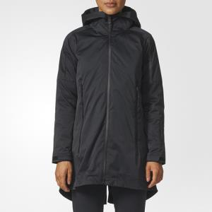 adidas阿迪达斯羽绒服女子新款保暖运动服户外防风夹克 191.04元