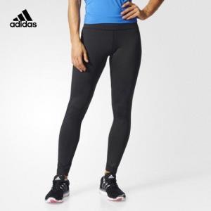 adidas阿迪达斯D2MLONGTIGHT针织紧身裤女子BQ2064黑 66.24元