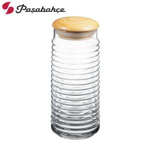 帕莎帕琦无铅玻璃储物罐1500ml 49.8元