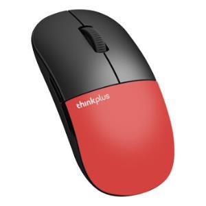 联想ThinkPad(thinkplus)无线静音鼠标笔记本台式机通用办公电脑鼠标E3双色外壳自由更换 69元