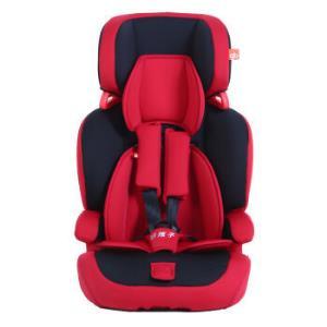 gb好孩子汽车儿童安全座椅CS618-N003红黑色(9个月-12岁)499元