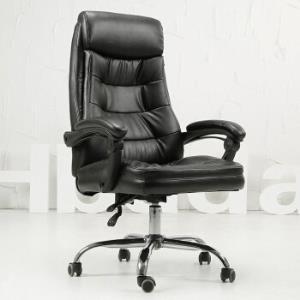 Hbada黑白调HDNY066皮质电脑椅(无脚托) 599元