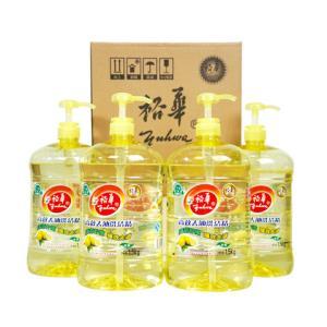 裕华高效去油洗洁精清新柠檬香型1.5Kgx4瓶装 29.9元