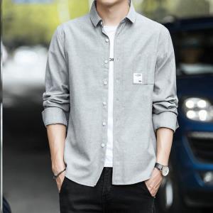 KARALCHI卡郎琪SY-2028男士长袖衬衫*2件 118元(合59元/件)