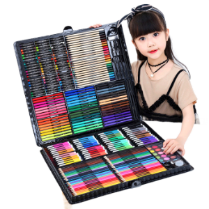 苏漫妮儿童绘画套装150件套 33元(需用券)