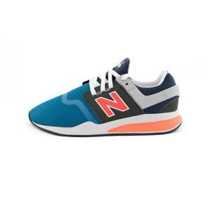 网易考拉黑卡会员:newbalance男童运动鞋浅蓝色KL247NFG 127.78元包邮