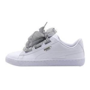 限尺码:PUMA彪马BasketHeart365198女子休闲板鞋239元包邮