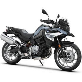 新车上市!BMW宝马F750GS摩托车帕勒克金属亚光 135290元